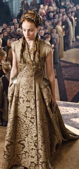 Sansa S3 Wedding Dress 2