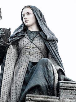 Sansa S5 Winterfell Escape